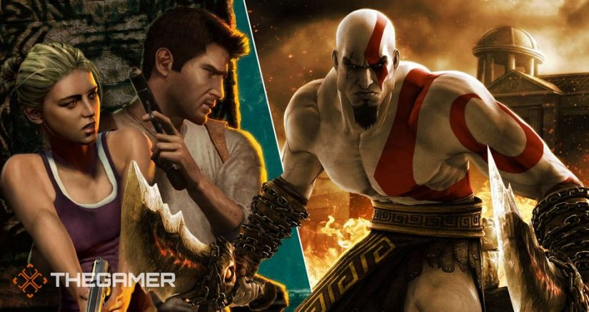 PlayStation Considered Remastering God Of War And Uncharted