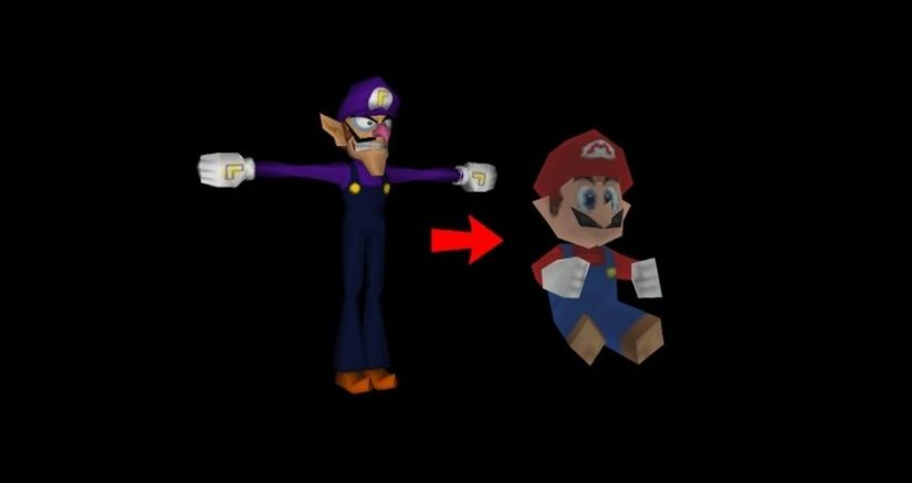 Mario Kart Arcade Reveals Waluigi's Truth – He's Just A Low-Quality Mario Bro