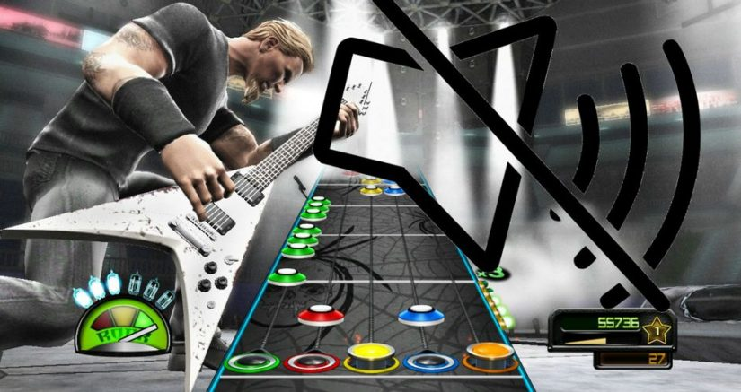 One Streamer Gets Creative To Stream Guitar Hero Without DMCA Strikes